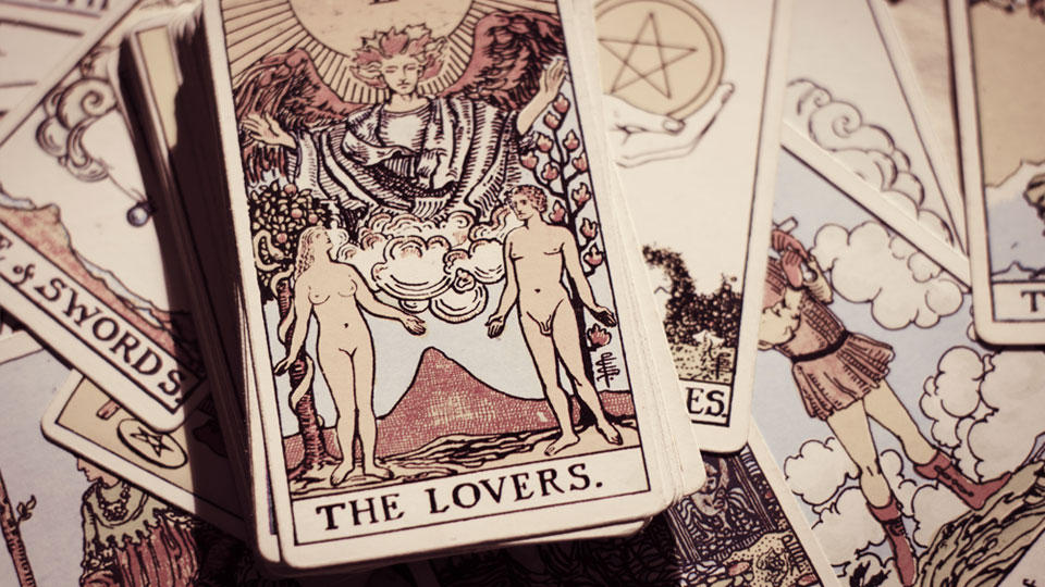 These Sexy Tarot Decks Will Ensure Your 2021 Is Looking Hot
