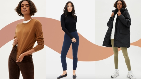 Everlane's Best-Sellers Are 60% Off, Then Gone Forever—Shop Meghan Markle's Fave Sweater   StyleCaster