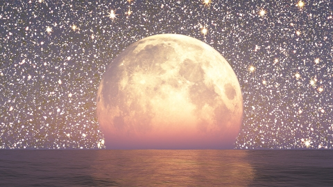 The Full Moon In Cancer Encourages Us To Let Go Of 2020 Forever   StyleCaster