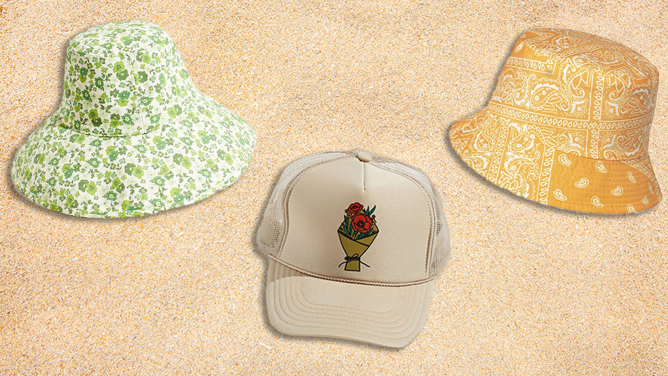 Get A-Head Of Summer 2021's Biggest Hat Trends   StyleCaster