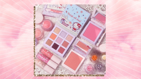 ColourPop's Hello Kitty Collab Is Back & Better Than Ever | StyleCaster