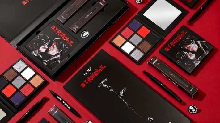HipDot's Sold-Out My Chemical Romance Collab Is Coming to Ulta (!!)