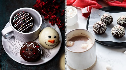 How to Make Those Viral Hot Chocolate Bombs You Keep Seeing All Over TikTok | StyleCaster