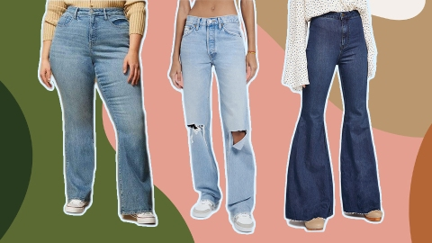 2021 Denim Trends To Try Now That Skinny Jeans Are Dead | StyleCaster
