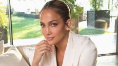 Jennifer Lopez On Her New Skincare Line & How Barbra Streisand Inspires Her Self-Care Routine