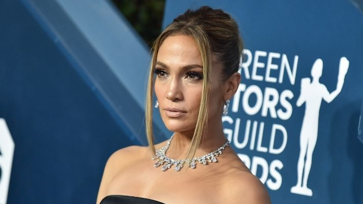 J.Lo's 'Unicorn Barbie' Hair Has Total Lady Gaga Vibes