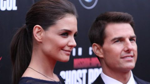 Katie Holmes' Friends Reacted to Tom Cruise's Meltdown & Said They've 'Seen It All' Before | StyleCaster