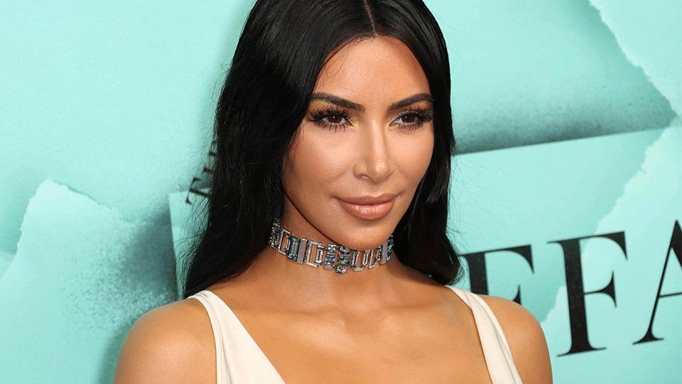 Kim Kardashian's New Yeezy Slides Have Me Seriously Disturbed