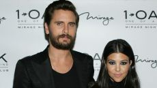 Kourtney Kardashian Posted About an Ex Coming 'Back' & Fans Think It's About Scott Disick