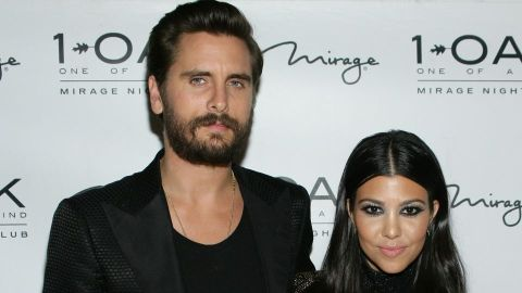 Kourtney Kardashian Posted About an Ex Coming 'Back' & Fans Think It's About Scott Disick | StyleCaster