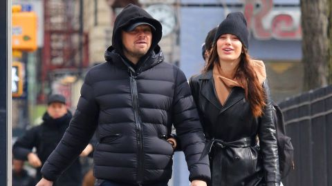 Leonardo DiCaprio & His Model Girlfriend Are Becoming 'Serious' After Moving in Together   StyleCaster