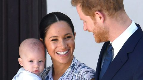 Harry & Meghan Went the 'Extra Mile' on Archie's Birthday Gifts—Here's What They Got Him | StyleCaster