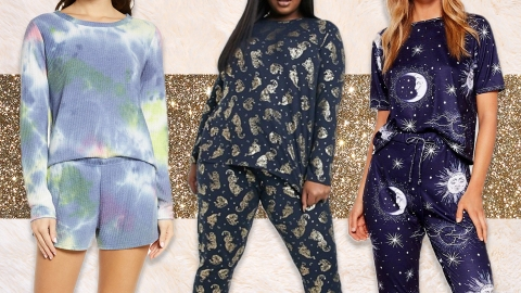 10 Winter PJ Sets You'll Want To Spend All Night (& Day) In | StyleCaster