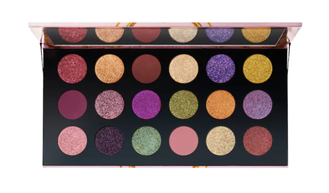 pat mcgrath labs mega mothership eyeshadow pallete Holiday Ready Metallic Eyeshadow To Rock This Season Even If Its Just On Instagram