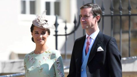 Another Baby! Pippa Middleton Is Reportedly Pregnant & Expecting Baby No. 2 | StyleCaster