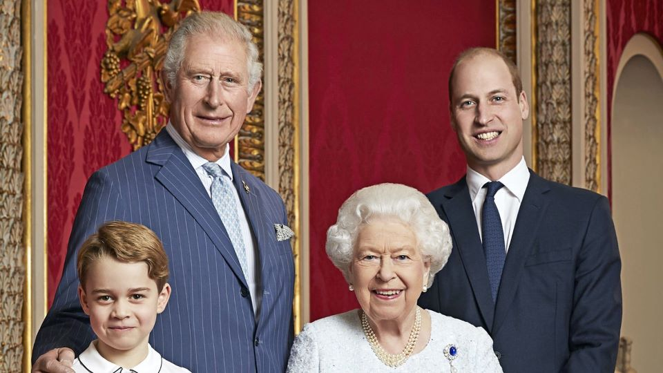 Line of Royal Succession