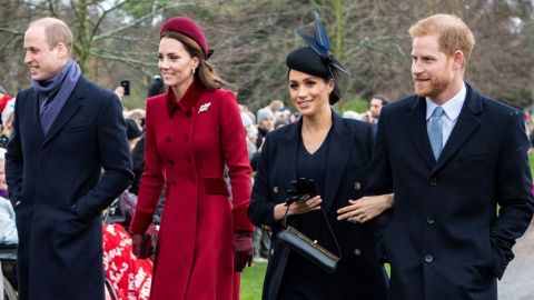 Prince William & Kate Middleton Are Planning to Visit Meghan & Harry in California Soon | StyleCaster