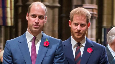 We Finally Know if William & Harry Are Talking Again After Reuniting at Philip's Funeral | StyleCaster