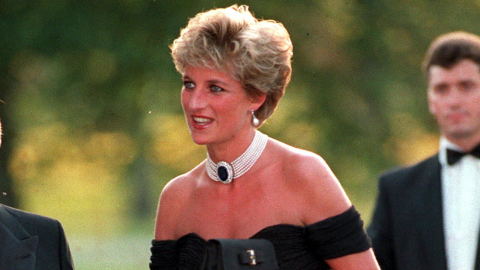 Princess Diana Almost Didn't Wear Her Iconic 'Revenge Dress'—Here's What Changed Her Mind   StyleCaster