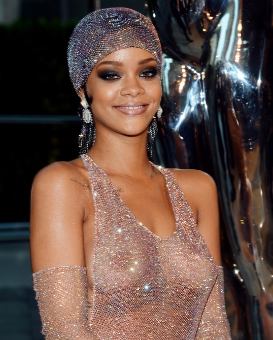 rihanna cfda 2014 Let These Eye Catching Piercing Trends Inspire Your 2021 Look