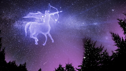The Sagittarius New Moon Eclipse Is Your Chance To Manifest A Better 2021 | StyleCaster