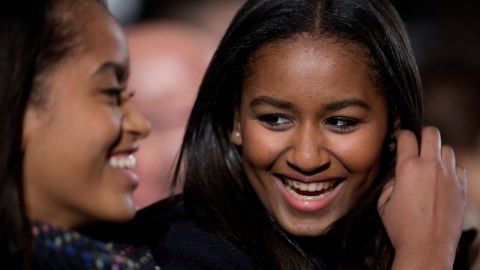 A TikTok of Sasha Obama Dancing Was Mysteriously Deleted After It Went Viral | StyleCaster