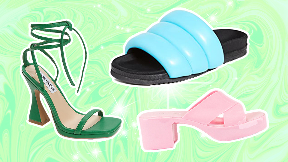 The Summer 2021 Shoe Trends My Feet Can't Wait To Wear
