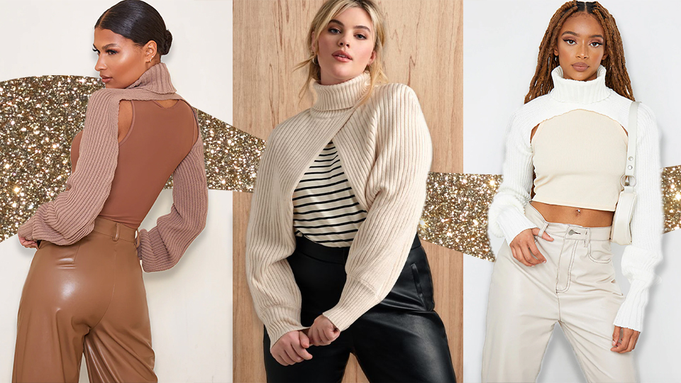 I Tried The Weird Half-Sweater Sleeve Trend & I'm Actually Really Into It