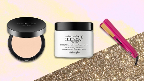 Ulta's Holiday Beauty Blitz Means Half Off Morphe, BareMinerals & Chi | StyleCaster