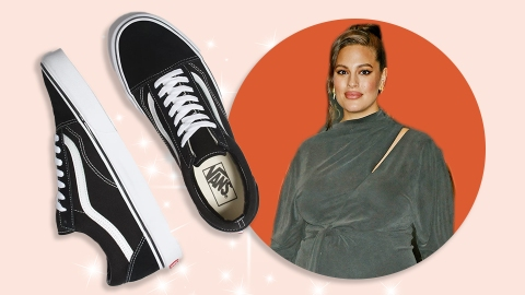 Ashley Graham Just Called These $60 Vans Her Favorite Sneakers | StyleCaster