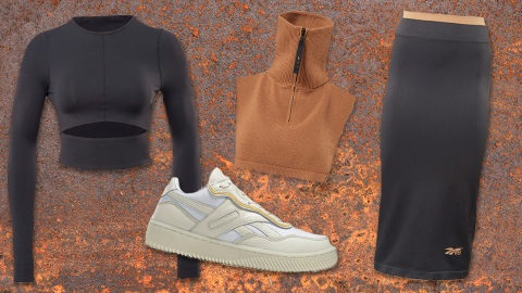 Victoria Beckham's New Reebok Collab Looks Like Posh Spice's Dream Gym Wardrobe | StyleCaster