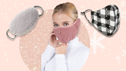 The Top 5 Face Masks To Keep You Safe (& Warm!) For Winter | StyleCaster