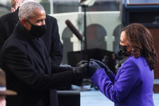 Kamala Harris inauguration look
