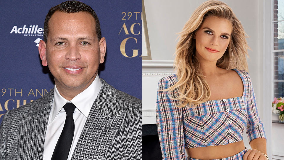 Alex Rodriguez & Madison LeCroy