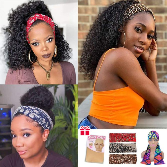 Ali Pearl Headband Wig Headband Wigs Are Trending Like Crazy & Here Are My Favorites