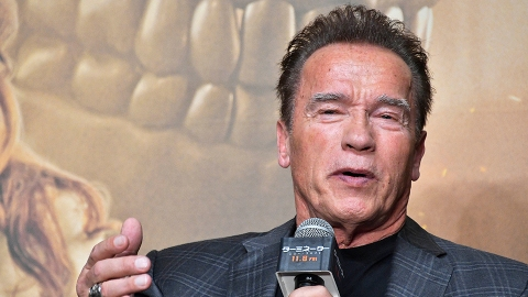 Arnold Schwarzenegger Just Became the Latest Celebrity to Get the COVID-19 Vaccine | StyleCaster