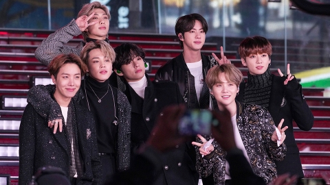 Here's How to Watch BTS' Golden Disc Awards Performance, So ARMYs Don't Miss Out | StyleCaster