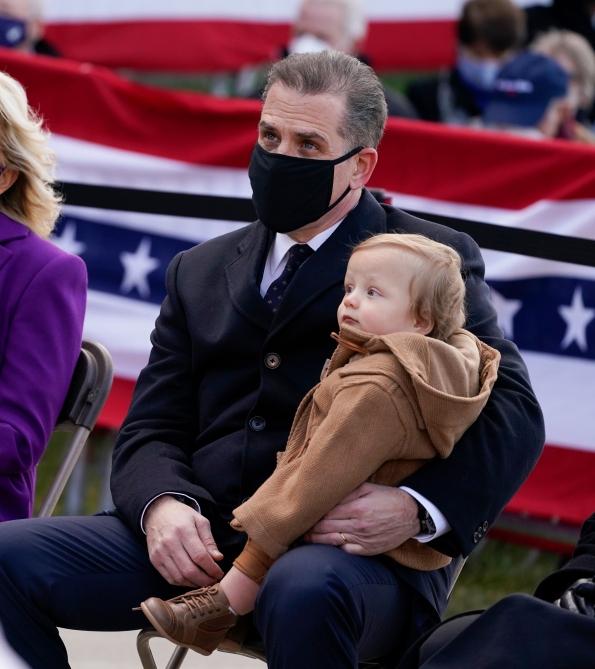 Hunter Biden's Son