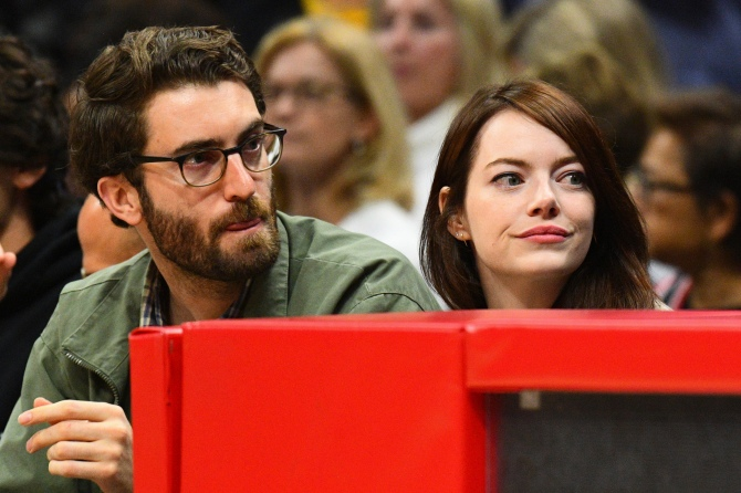 Emma Stone, Dave McCary