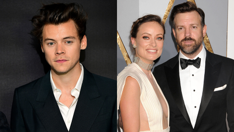 Harry Styles Was Apparently One of the Reasons Olivia Wilde & Jason Sudeikis Broke Up | StyleCaster