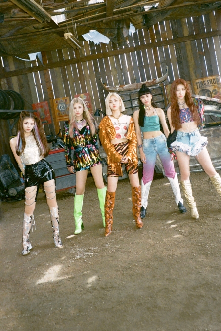 ITZY 1 ITZY on Their First English Album & Their Dream Concepts For Their Next Comeback