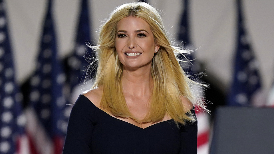 Ivanka Trump Just Responded to Reports She Doesn't Let the Secret Service Use Her Bathrooms