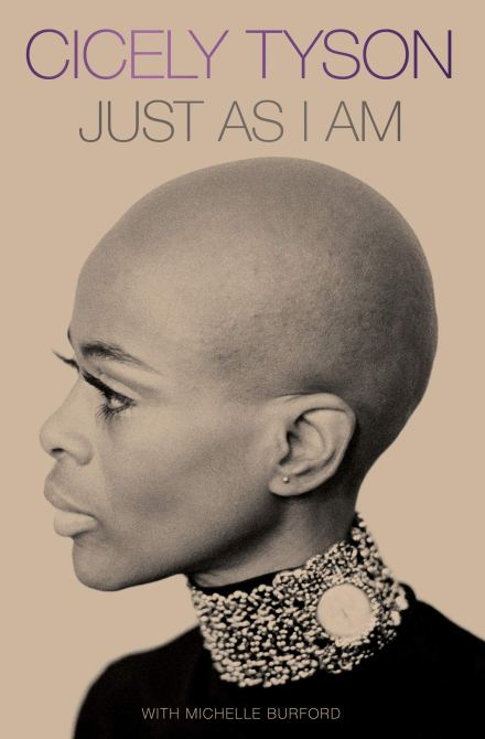 """""""Just as I Am"""" by Cicely Tyson"""