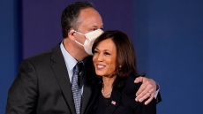Kamala Harris & Douglas Emhoff Met on a Blind Date—Here's What to Know About the 1st Second Gentleman