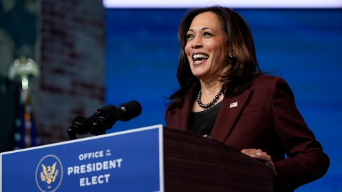 Here's How Much Kamala Harris' Net Worth Accounts For New Vice President Salary | StyleCaster