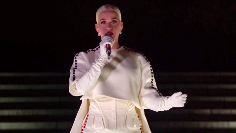 Katy Perry's Inaugural Performance Was the Perfect Way to Start the Biden Administration | StyleCaster