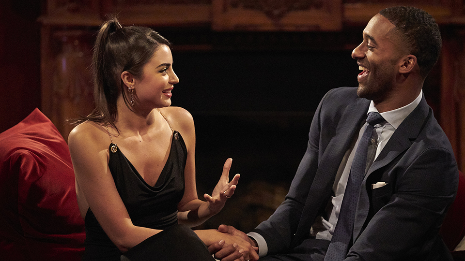 Matt James, Rachael: 'The Bachelor' 2021