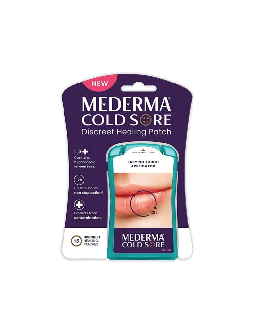 Mederma Cold Sore Discreet Healing Patch Grab These New Amazon Beauty Steals Way Before Prime Day