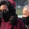 Michelle Obama Was Seen 'Yelling' at Barack During...