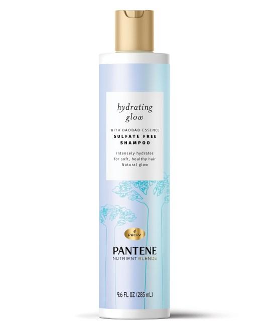 Pantene nutrient blends shampoo